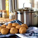 ふかし芋のアレンジ料理【圧力鍋】