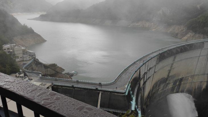 石川県から黒部ダムへ車で行く方法